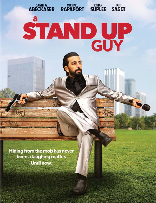 Standup Guy US DVD - 600x780