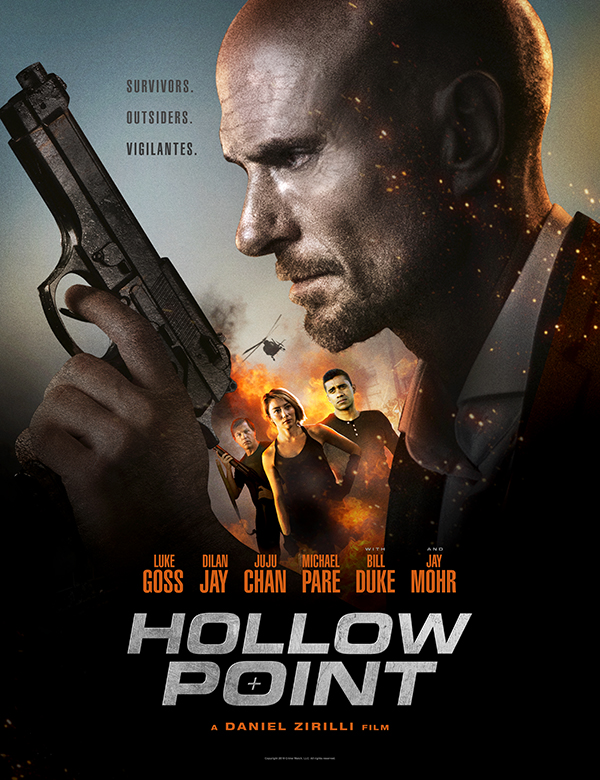 Hollow Point - R4v3 - 600