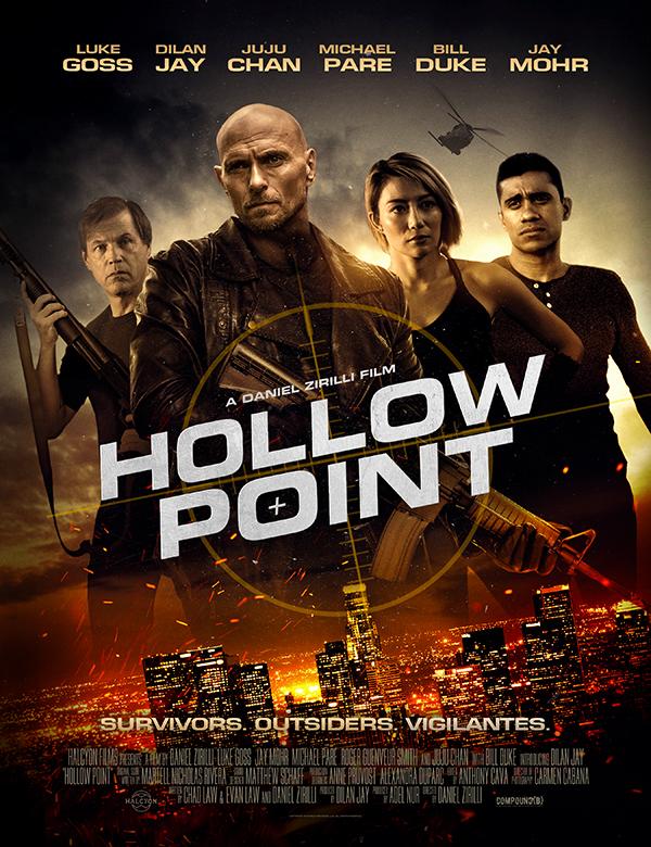 Hollow Point - UK Art 600