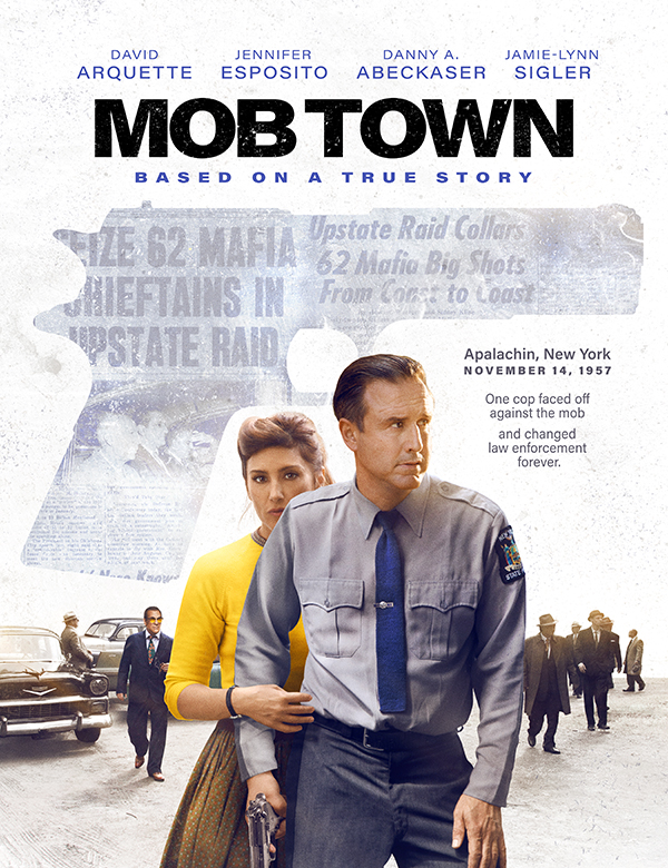 Mob Town - Poster A02 - 600